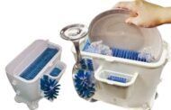 ঈদ আসছে আর সাথে হবে প্রচুর অনুষ্ঠান। এতে প্লেট ধোয়া একটু কষ্টদায়ক। তাই নিয়ে নিন স্মাট Wash n Bright Easy Dishwasher – White & Blue